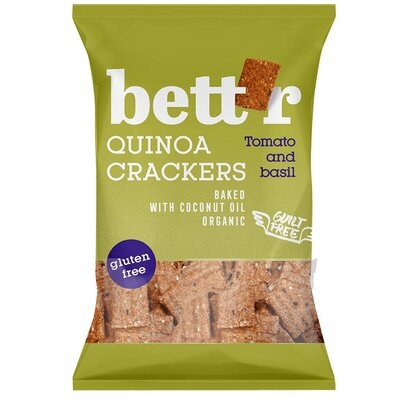 Crackers cu quinoa