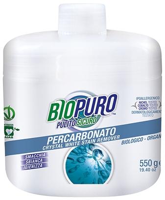 Detergent hipoalergen praf pentru scos pete bio 550g Biopuro