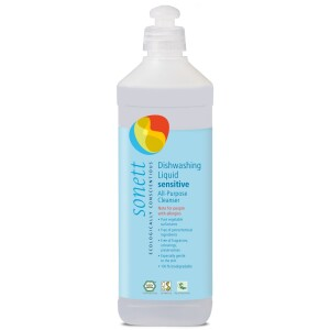 DETERGENT ECOLOGIC UNIVERSAL SENSITIVE 500ML Sonett