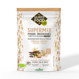 Supermix pentru micul dejun cu migdale