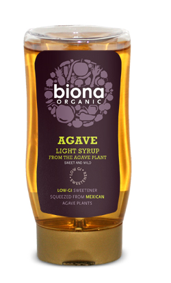 Sirop de agave light eco 250ml Biona