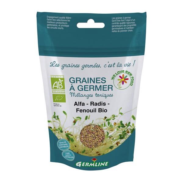 Mix alfalfa