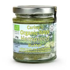 Unt din seminte de canepa raw eco 170g