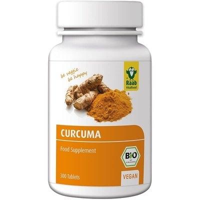 Turmeric (curcuma) bio 300mg