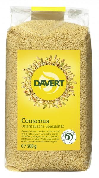 Cuscus bio 500g DAVERT