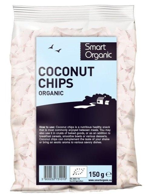 Fulgi raw de cocos eco 150g