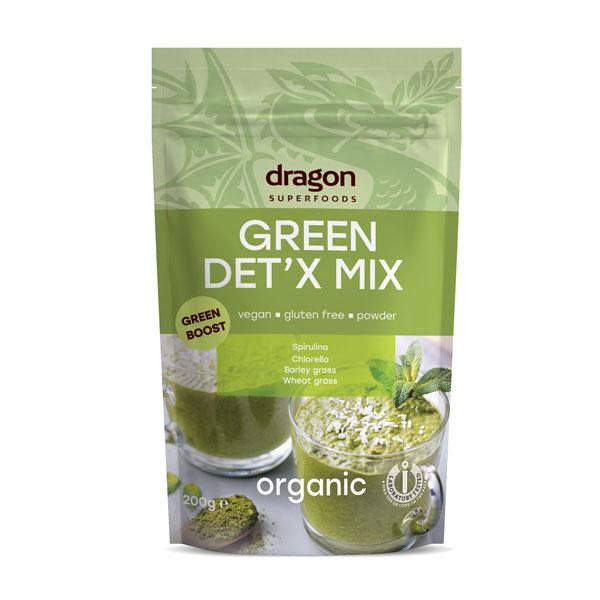 Green Detox Mix eco 200g DS
