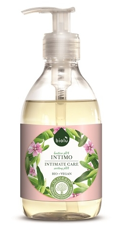 Biolu gel ecologic pentru igiena intima 300ml