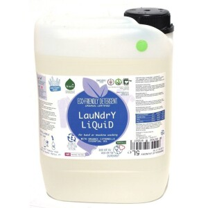 Biolu Detergent ecologic lichid pentru rufe albe si colorate lamaie 5L