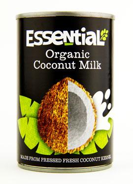 Lapte de cocos eco Essential 400ml