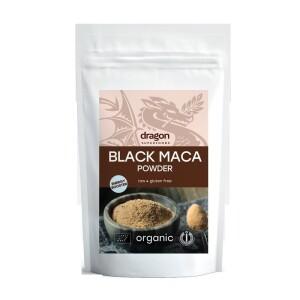 Maca neagra pudra raw eco 100g