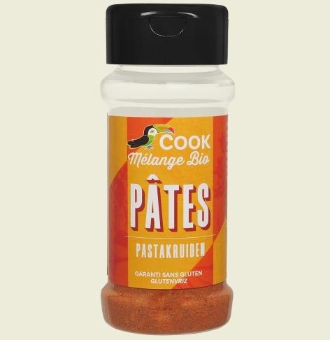 Mix de condimente pentru paste bio 30g Cook