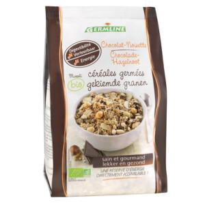 Musli din seminte germinate ciocolata-alune eco 350g