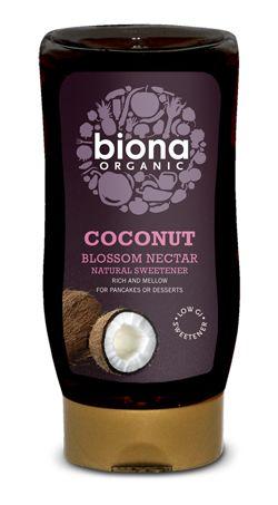 Nectar din flori de cocos eco 350g BIONA