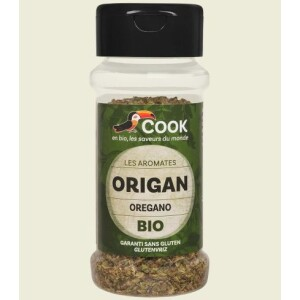 Oregano bio 13g Cook
