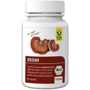 Reishi extract bio 400mg