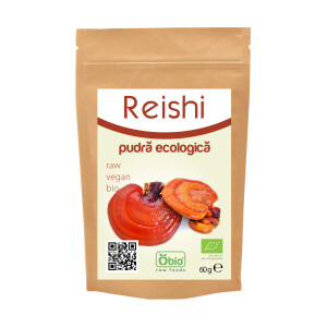 Reishi pulbere eco 60g