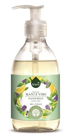 Biolu sapun lichid ecologic 300ml