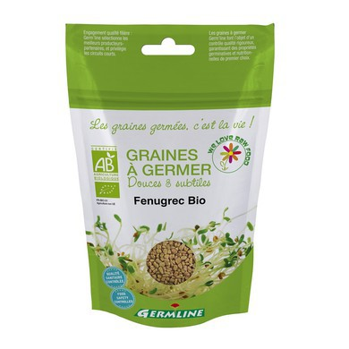 Seminte de schinduf pt. germinat eco 150g
