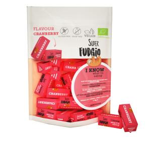 Caramele eco - aroma merisoare 150g