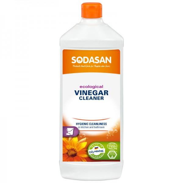 Solutie bio universala de curatare cu otet 1L SODASAN