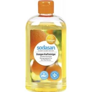 Solutie bio universala de curatare cu portocale 500ml SODASAN