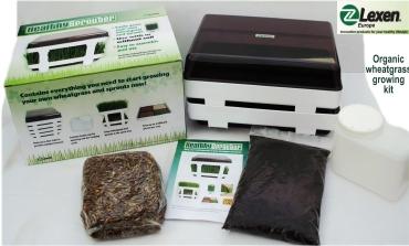 Kit complet pentru iarba de grau