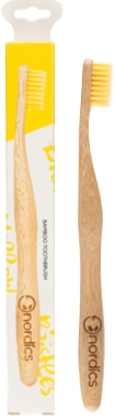 Periuta de dinti pt. adulti din bambus