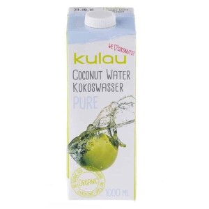 Apa de cocos pure bio - Kulau