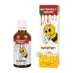 Apiphen api vitamina C naturala 50ml