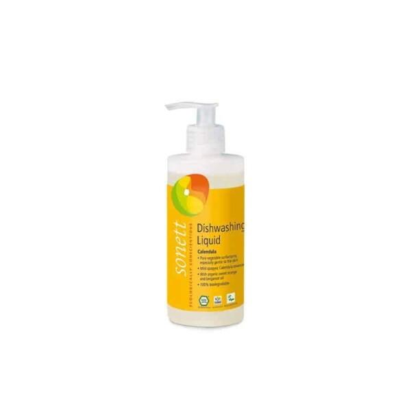 Detergent ecologic pt. Spalat vase - galbenele 300ml 1