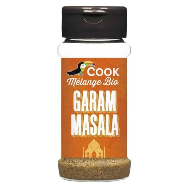 Garam Masala - mix de condimente bio 35g - Cook