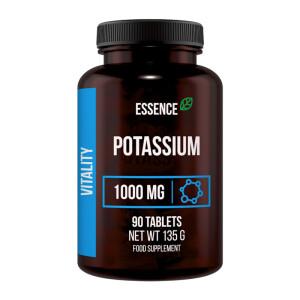 Potasiu 90 tablete, Essence
