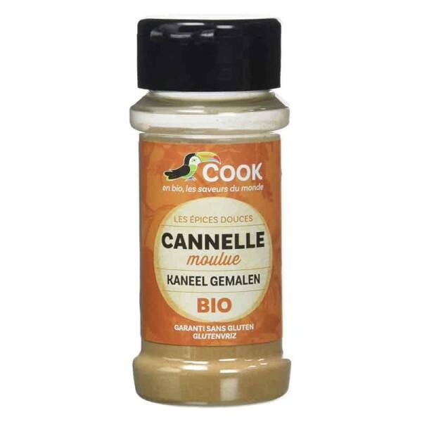 Scortisoara pudra bio 35g - Cook