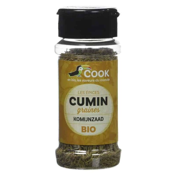 Seminte de Chimion bio 40g - Cook