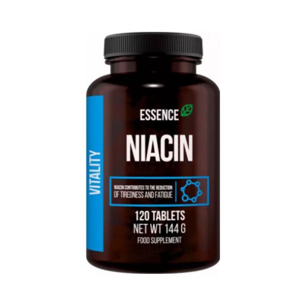 Vitamina B3 niacina 120 tablete