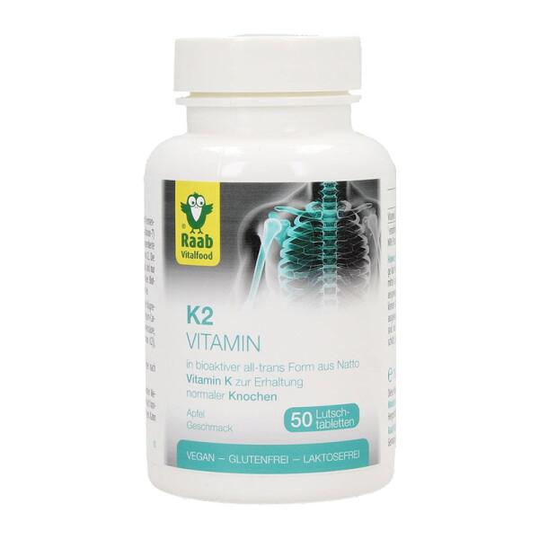 Vitamina K2 1500mg