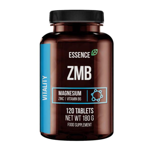 ZMB Zinc+Magneziu+B6 120 tablete
