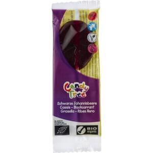 Acadele cu coacaze negre FARA GLUTEN 13g - Candy tree