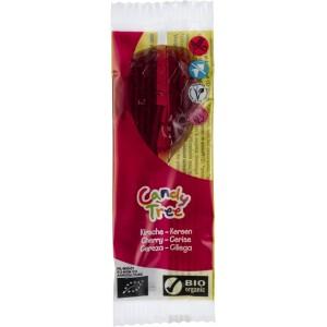 Acadele ecologice cu cirese FARA GLUTEN 13g - Candy tree