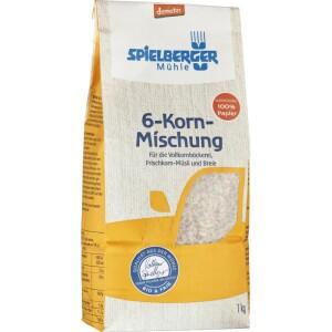 Amestec de 6 cereale Demeter 1kg - Spielberger