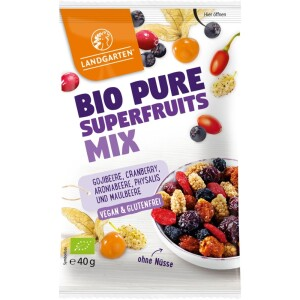 Amestec de superfructe bio pure 40g - Landgarten