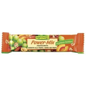 Baton bio Power mix 40g - Rapunzel