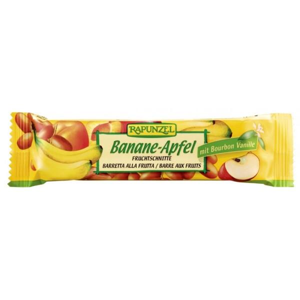 Baton cu fructe Banana si Mar bio 40g - Rapunzel