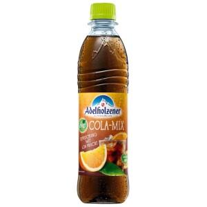 Bautura carbogazoasa bio Cola-mix 500ml - Adelholzener