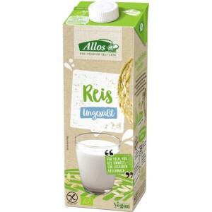 Bautura din orez bio FARA GLUTEN si LACTOZA 1l - Allos