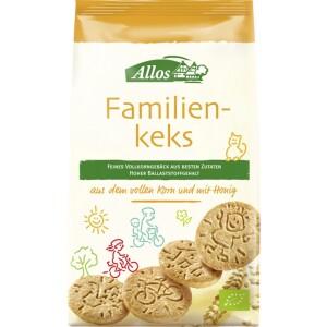 Biscuiti bio pentru toata familia 200g - Allos