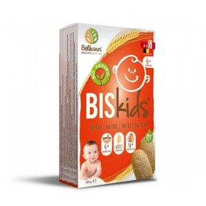 Biscuiti pentru copii peste 6 luni 150g - Belkorn