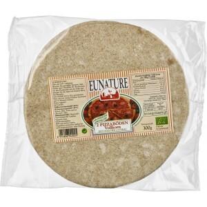 Blat pizza din faina integrala 2buc 300g - Eunature