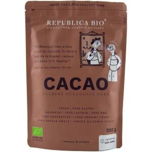 Cacao bio 200g - Republica bio